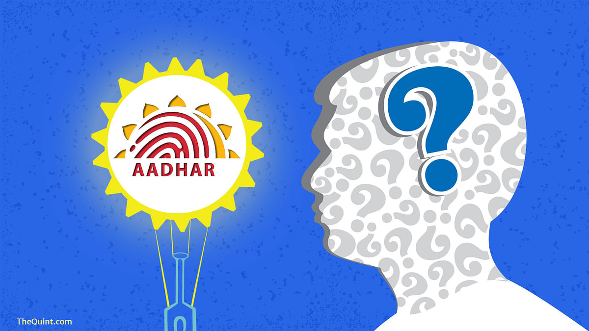 Arguments in the SC have delved into not just Aadhaar, but also privacy in India, civil liberties and democratic rights. (Photo Courtesy: Liju Joseph/<b>The Quint</b>)