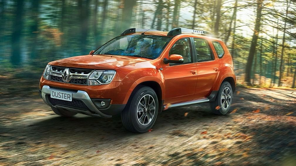 Renault Duster RxS petrol gets a new engine and transmission. (Photo: Renault India)