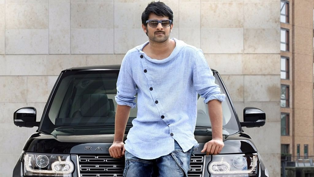 Prabhas is on a well-deserved holiday after the <i>Baahubali </i>films. (Photo courtesy: Twitter)