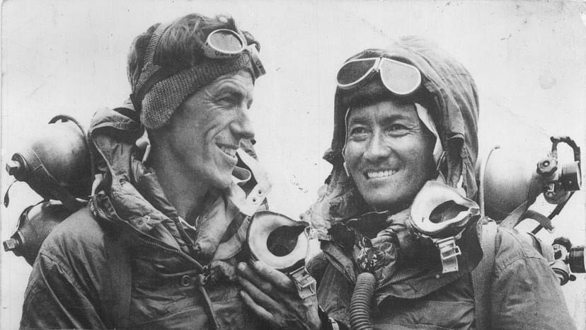 Tiger of the Snows: Tenzing Norgay on the Everest Expedition
