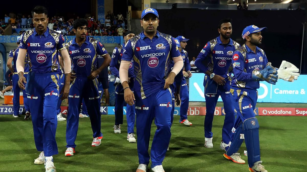 Mumbai Indians are the joint-most successful team in IPL history with three titles.