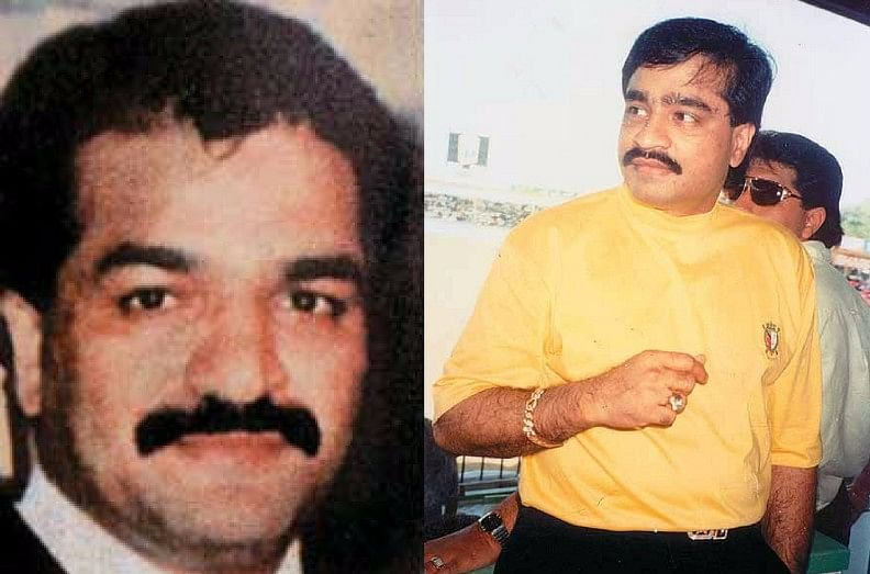 Tiger Memon (L) and Dawood Ibrahim (R) are some of the principal accused who are all still absconding. (Photo: <b>The Quint</b>)