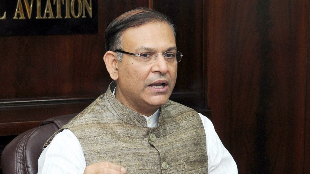 Digitisation Will Ease Air Travel: Civil Aviation Min Jayant Sinha