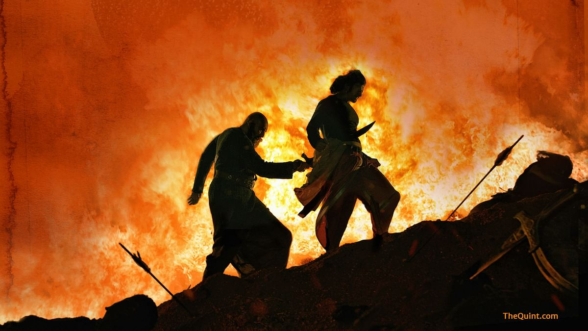 Rajamouli strikes a perfect balance between the real world and the fantastical one in the <i>Baahubali </i>films.