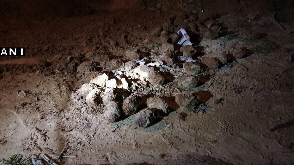 127 Grenades Likely From 1971 Indo-Pak War Found Buried in Tripura