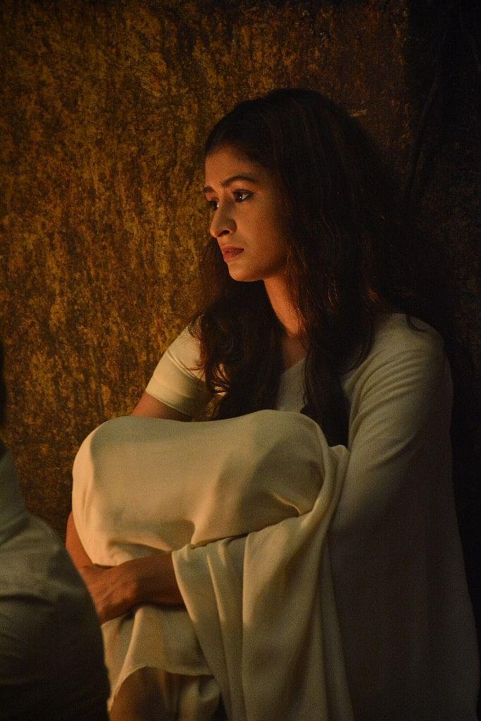 Chitrangada Chokrobati, the actress who plays the protagonist. (Photo Courtesy: Pagla Ghoda)