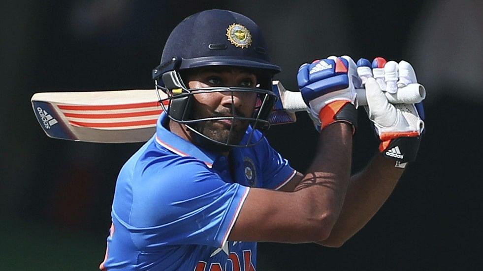 File photo of Rohit Sharma. (Photo: Reuters)