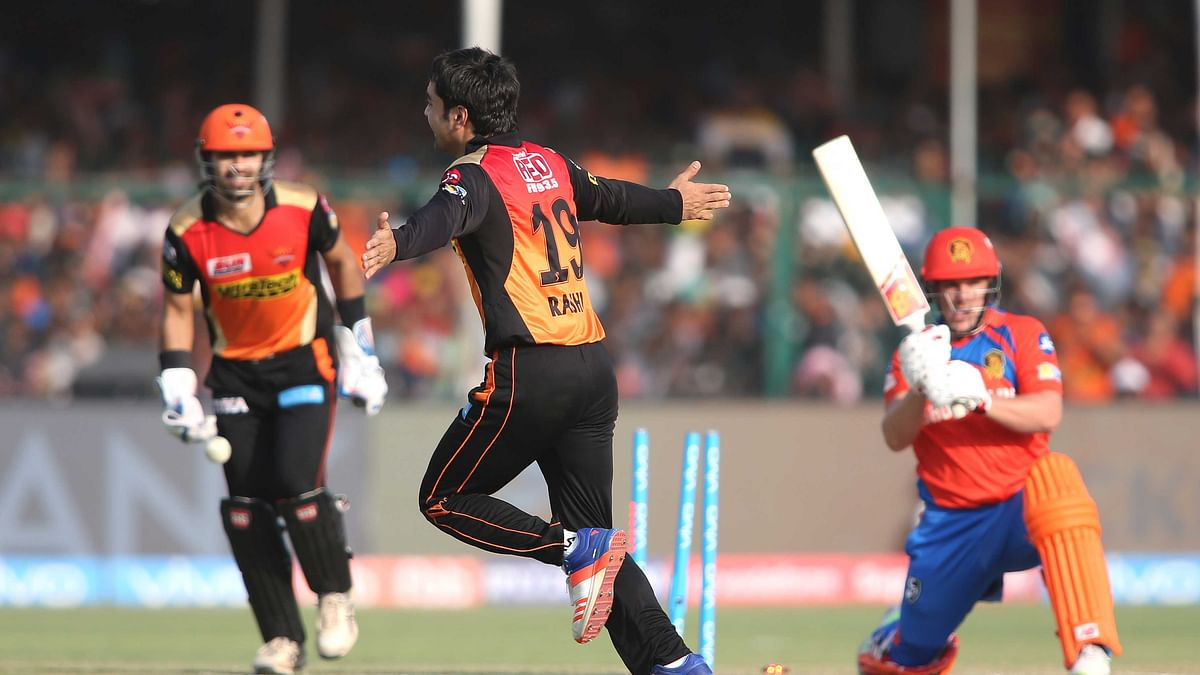 110/0 to 154 All Out, Watch Gujarat Lions' Big Batting Collapse