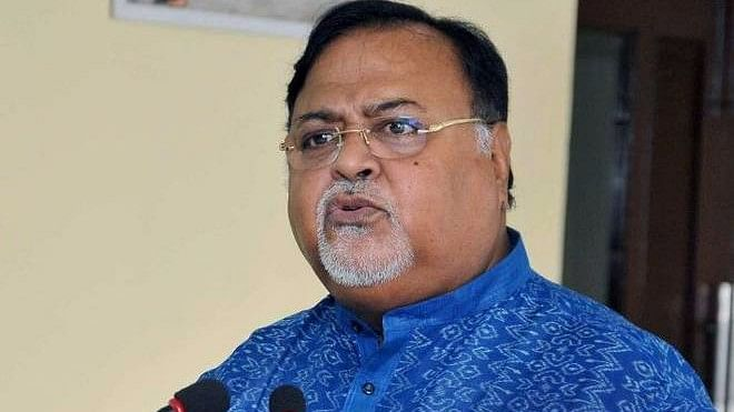 Partha Chatterjee, Education Minister, West Bengal.