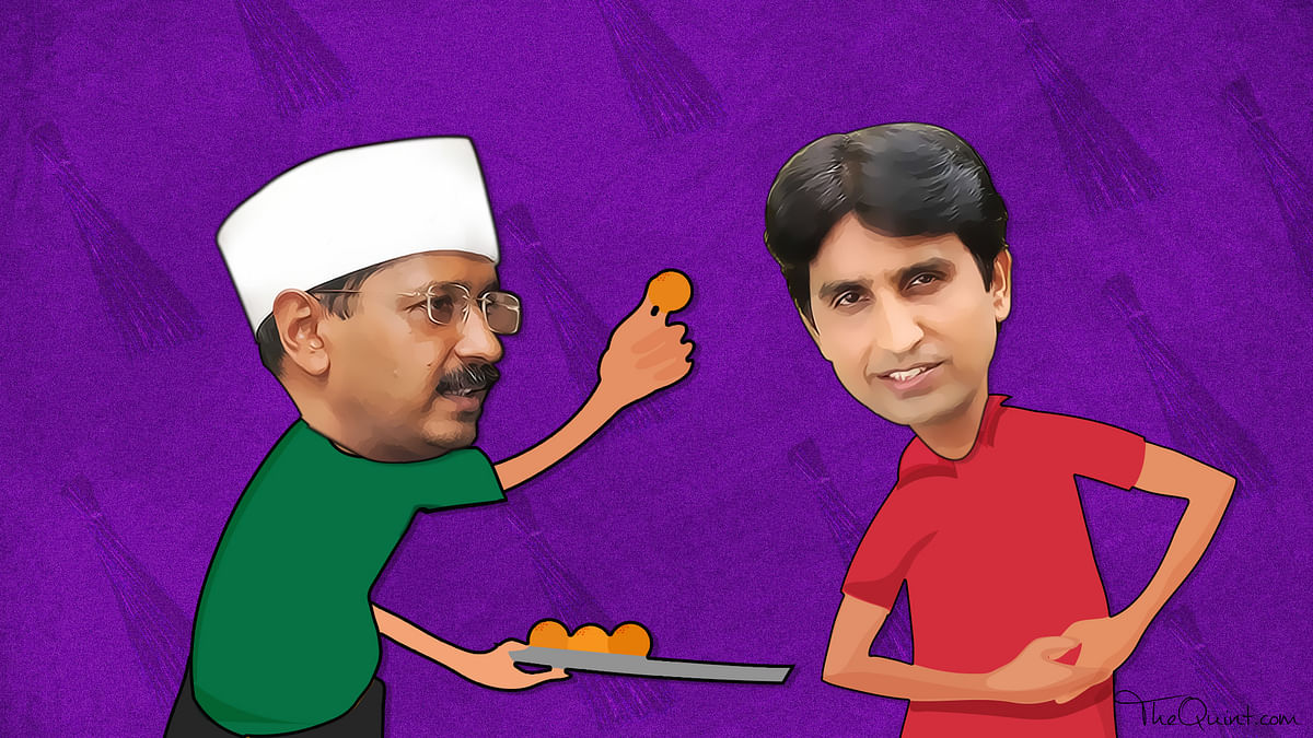 All is well, is what the Aam Aadmi Party would have us believe. (Image: <b>The Quint</b>/Rhythum Seth)