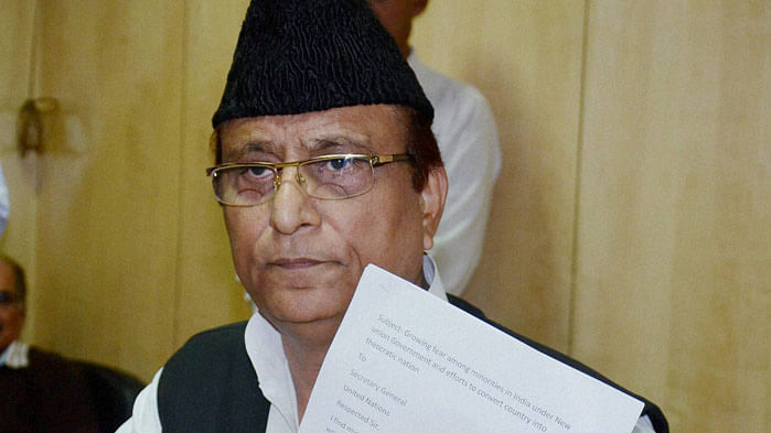 'Came For Your Father's Death': Azam Khan to Media When Questioned