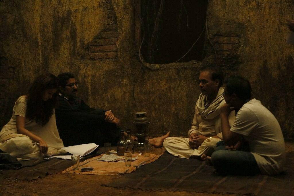 A scene from the film. (Photo Courtesy: Pagla Ghoda)