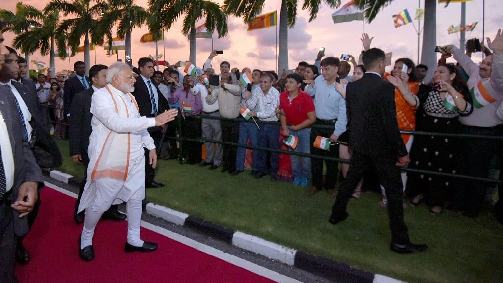India Will Be a Part of Your Onward Journey: PM Modi in Sri Lanka