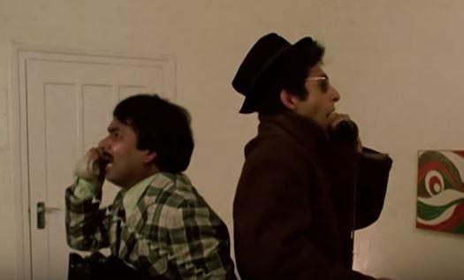 Was Satish Kaushik really that young once? (Photo Courtesy: YouTube Screengrab)
