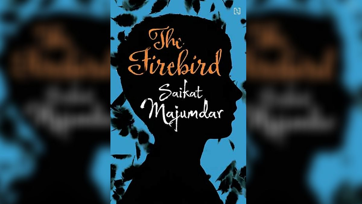 """Saikat Majumdar is the author of the highly acclaimed novel, The Firebird. (Photo Courtesy: <a href=""""https://www.goodreads.com/book/show/25755987-the-firebird"""">Goodreads</a>; Image altered by <b>The Quint</b>)"""