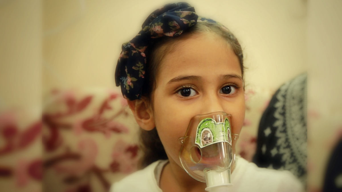 Are We To Be Blamed For This 5-Year-Old's Asthma?