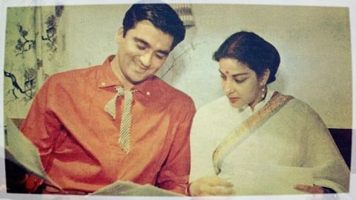 Sunil Dutt and Nargis, the love story that was.