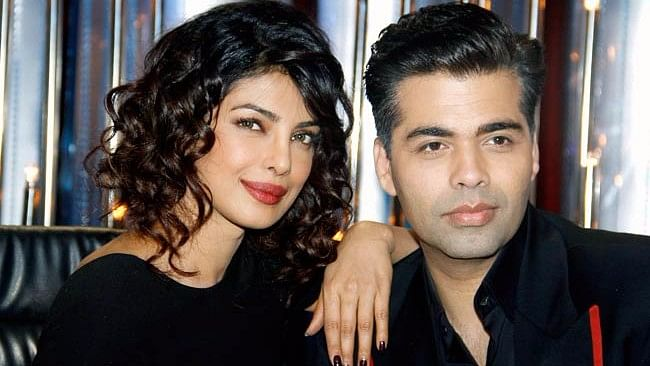 """Priyanka Chopra speaks her mind on nepotism in Bollywood. (Photo courtesy: <a href=""""https://twitter.com/the_gupshup/status/846761344053346304"""">Twitter/The_Gupshup</a>)"""