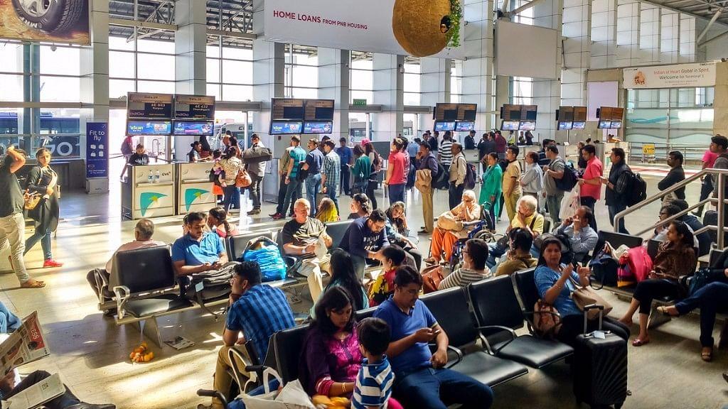 Chhatrapati Shivaji International Airport.