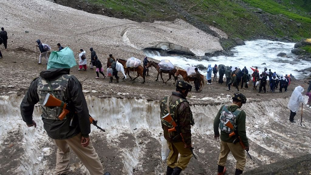 QBullet: Amarnath Yatra Begins; PM Slams Bid to Impeach CJI Misra