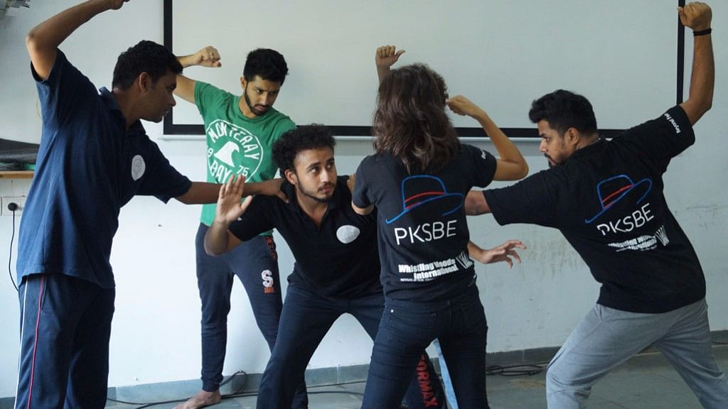 At PKSBE, students are not only taught academics, but are groomed to take on the real world (Photo: PKSBE)
