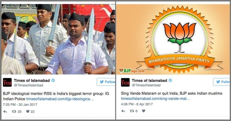 Sambit Patra Falls For 'Fake News' While Tweeting Against NDTV
