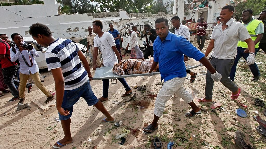At Least 19 Killed After Mogadishu Siege Ends, Five Gunmen Dead