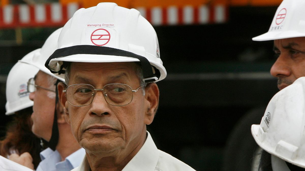 Happy Birthday 'Metro Man' Dr E Sreedharan! The Man I Know