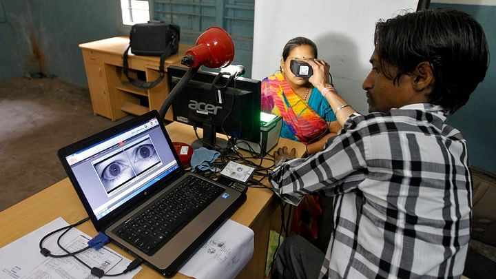 The government in Budget 2017  mandated seeding of Aadhaar number with PAN to avoid individuals using multiple PAN's to evade taxes. (Photo: Reuters)