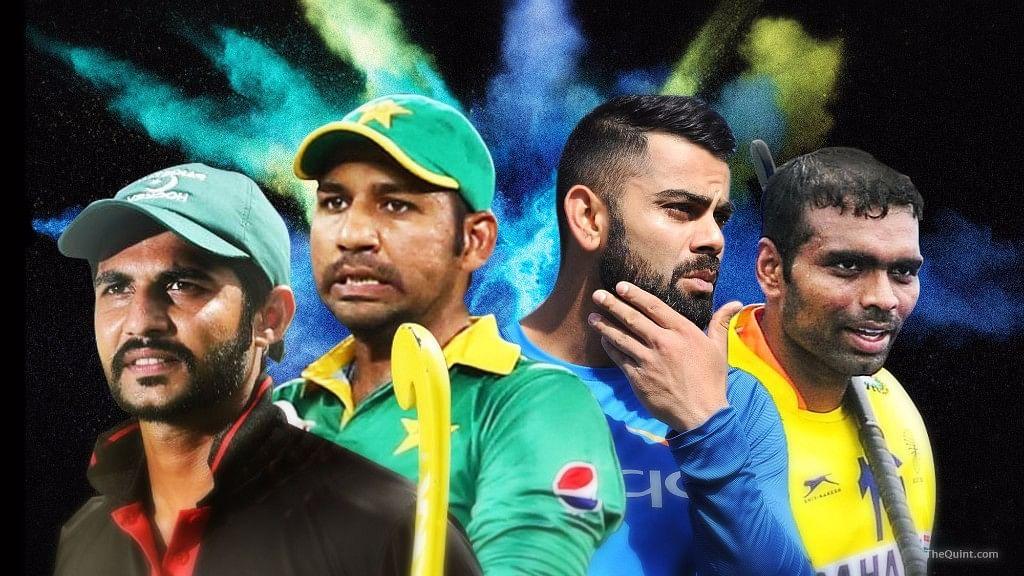 India play Pakistan in Hockey and Cricket on Sunday