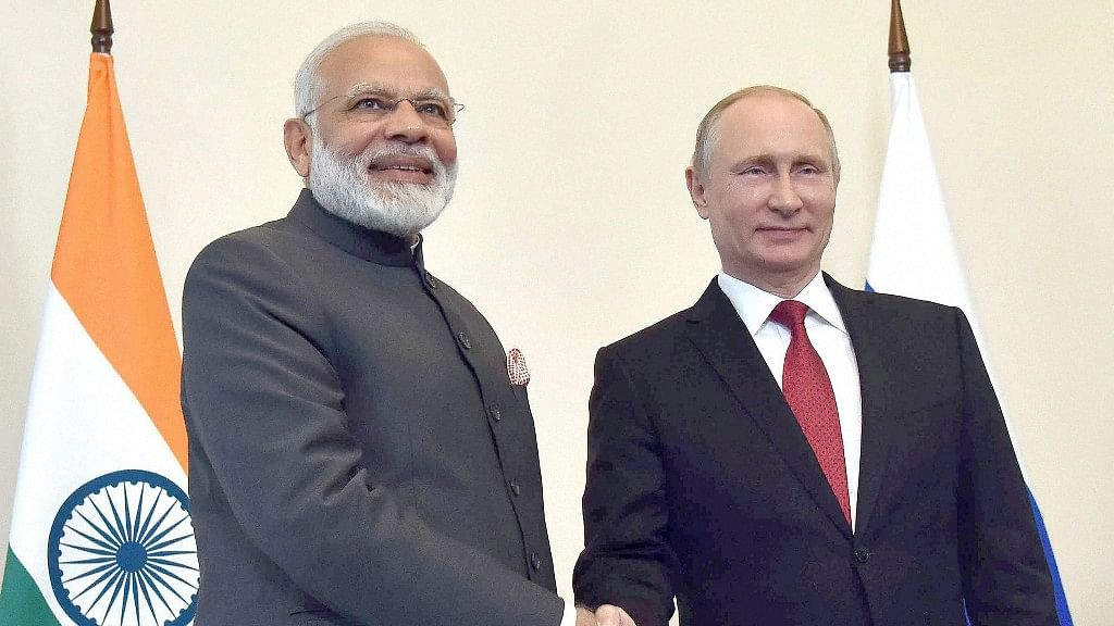 Consul General of the Russian Federation in Chennai on Friday said that his country was taking active measures to promote political settlement to end the crisis in Syria.