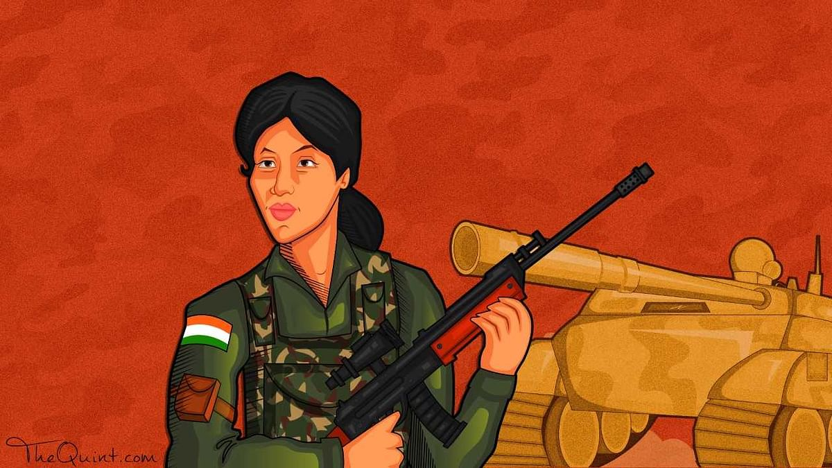 """Welcome, Wonder Women!"" Says the Indian Army"