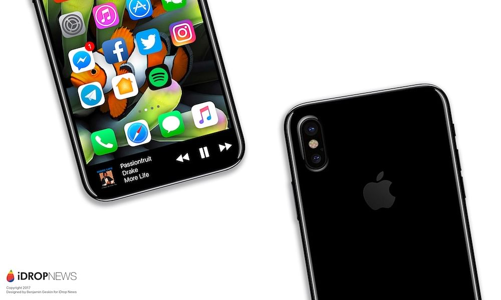"""Function Area feature is something expected in the new iPhone. (Photo:<a href=""""http://https//www.idropnews.com/rumors/iphone-8-rumor-roundup-release-date-price-design-models/41486/""""> www.idropnews.com</a>)"""