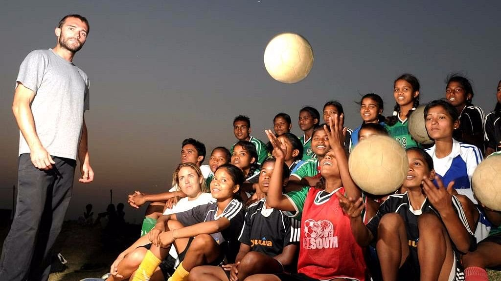 Yuwa Foundation Helps Young Girls Fight Patriarchy With Football
