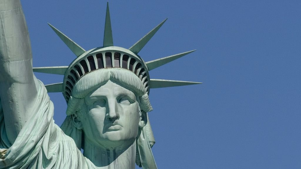 The Statue of Liberty was gifted to America by France in 1885 to commemorate their friendship.
