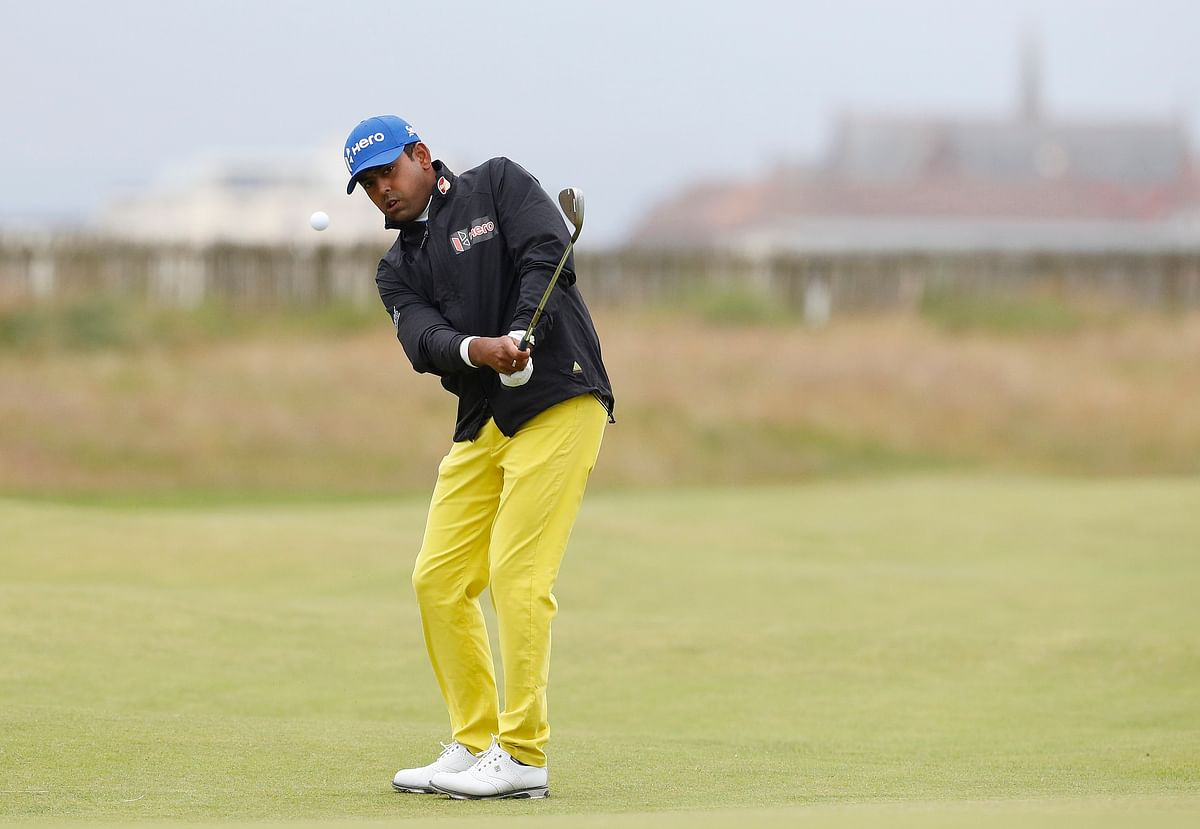 Anirban Lahiri is perfectly turned out, witty at most times, serious about his golf and yet equipped with the ability to take a crack at himself.