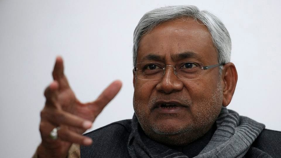 Bihar Chief Minister Nitish Kumar. (Photo: Reuters)