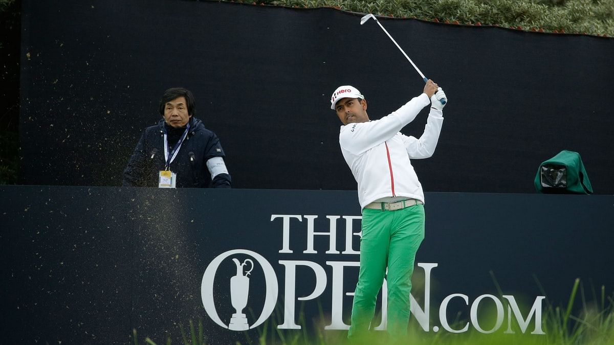 Anirban was India's top amateur and represented the country at virtually all major amateur events.