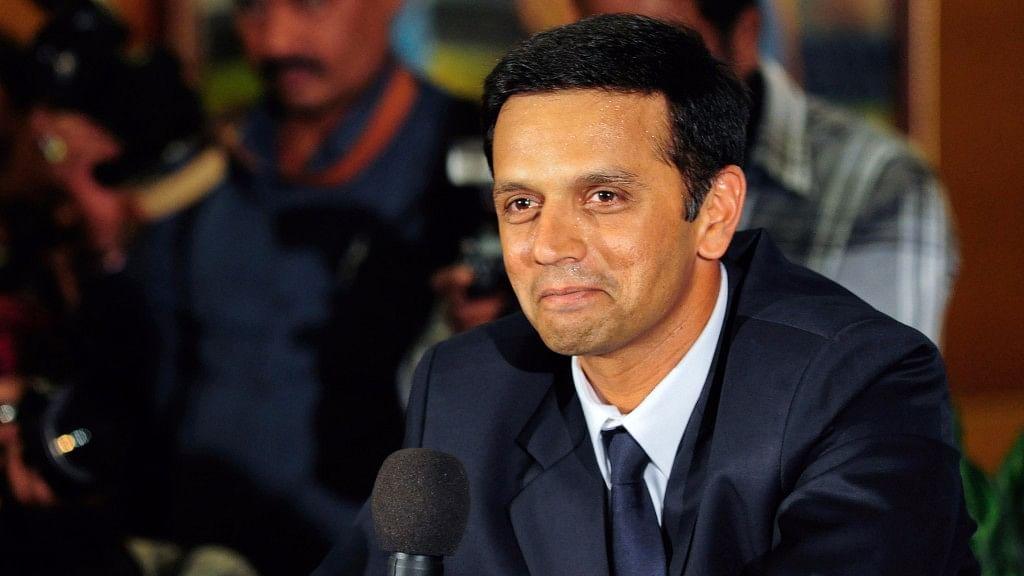 File photo of Rahul Dravid.