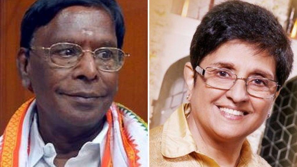 Will the war of words between Puducherry CM V Narayanasamy and LG Kiran Bedi escalate after MHA's clarification?
