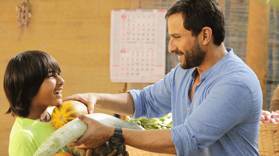 """<i>Chef,</i> the Saif Ali Khan starrer foodie film, avoids July release rush with its new October release date. (Photo courtesy: Twitter/<a href=""""https://twitter.com/Abundantia_Ent"""">@Abundantia_Ent</a>)"""