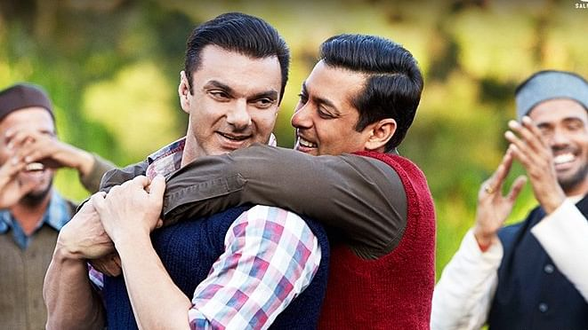 A still from <i>Tubelight'</i>s new song <i>Naach Meri Jaan</i>. (Picture courtesy: Twitter/ SonyMusicIndia)