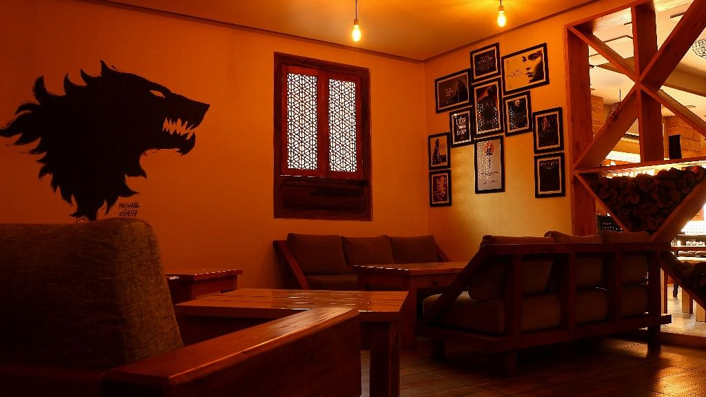 Winter is Here! Check Out This Game of Thrones Cafe in Kashmir