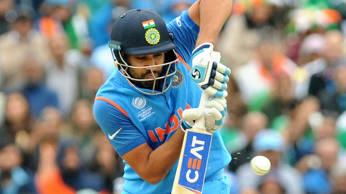Rohit Sharma made a remarkable comeback with an innings of 91 runs from 119 balls. (Photo: AP)