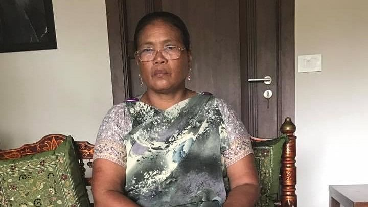 Tailin Lyngdoh had gone to the Club along with her employer Nivedita Barthakur after they were invited for lunch by a member of the Club.