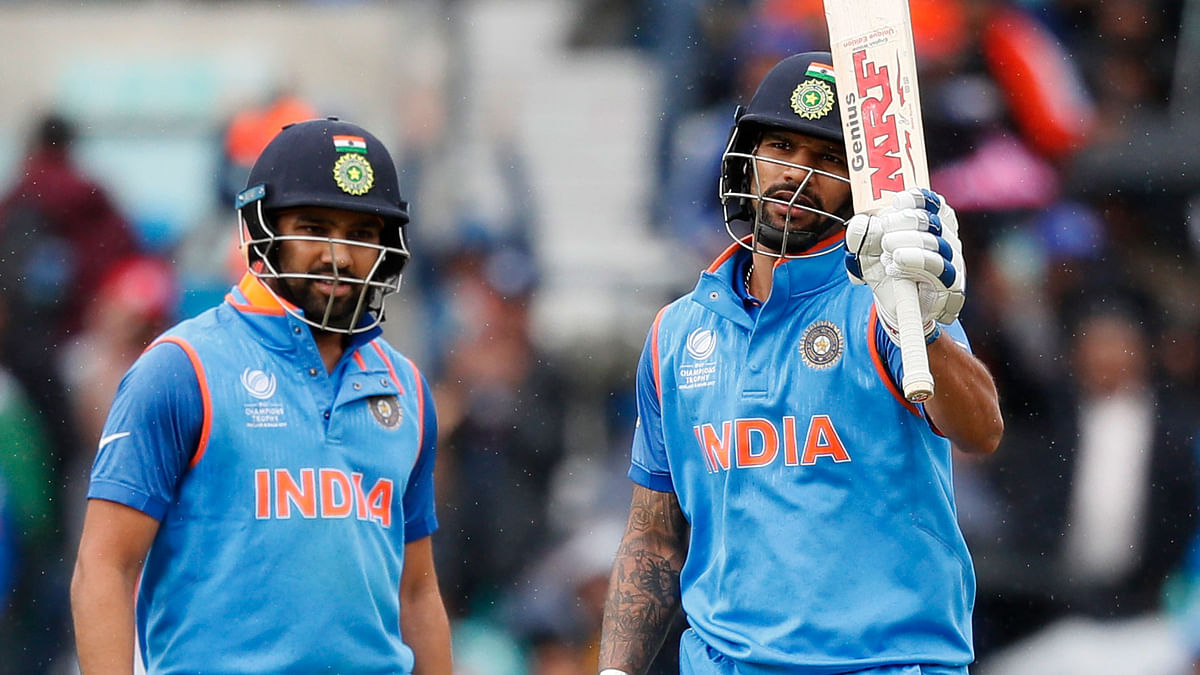 Rohit and Shikhar have seldom performed whenever the team encountered seaming condtions.