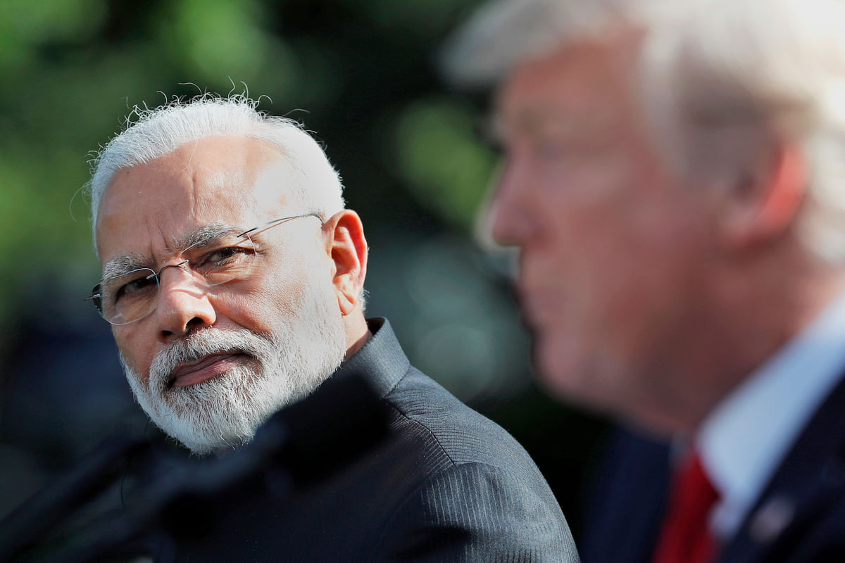 Modi, Trump Slam Pakistan Over Failure To Curb Terrorism