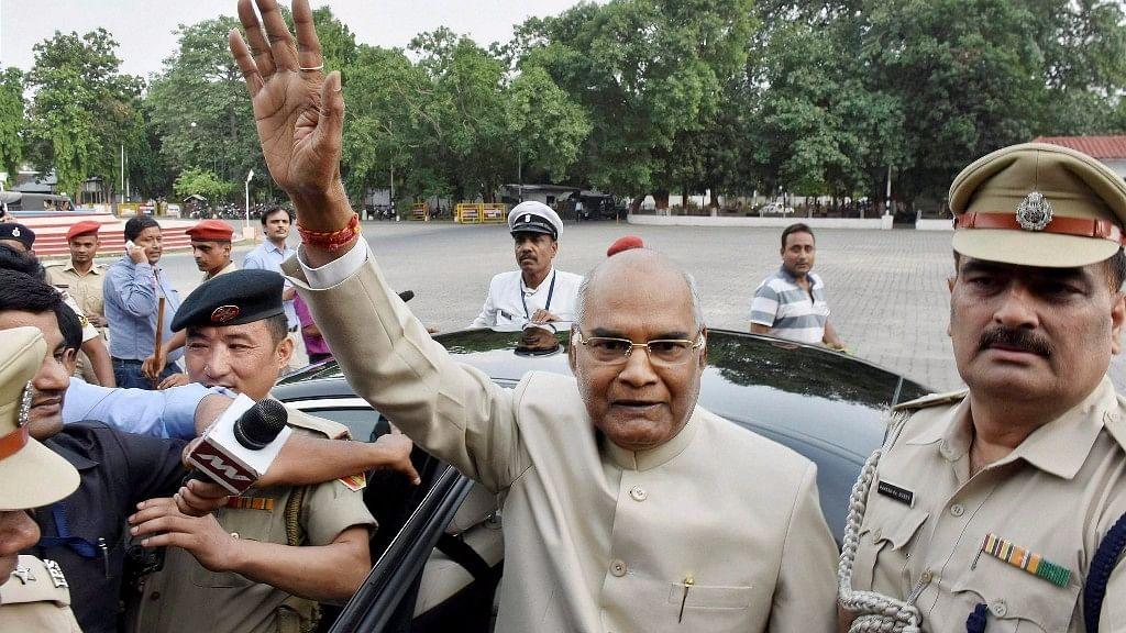 Ram Nath Kovind. (Photo: PTI)