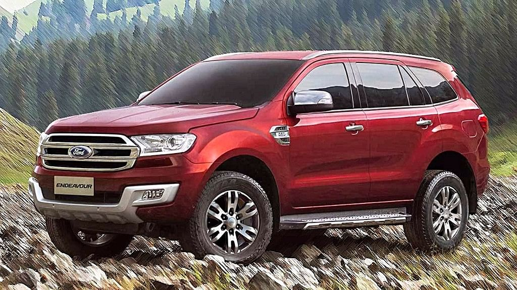 Ford Endeavour 3.2 4x4 Titanium is the variant most in demand. (Photo: Ford India)