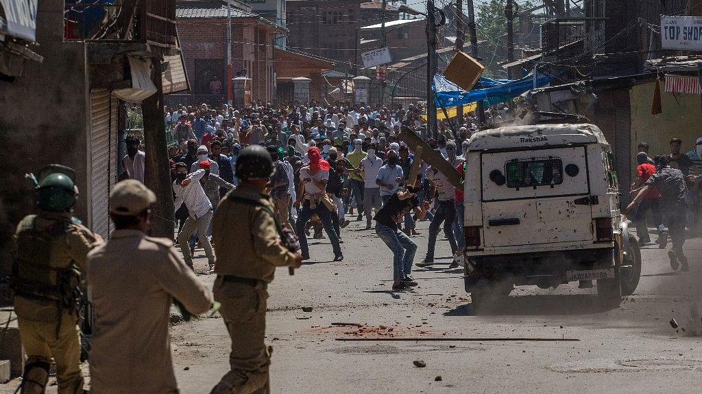 As many as 796 civilians died due to police firing between 2009 and 2015. (Photo: AP)
